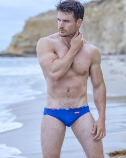 BLue Premium Men's Swimwear