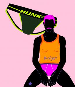 Bulge Engancing Underwear
