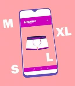 Underwear Size Chart