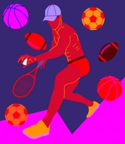 Mens underwear for sports