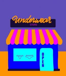 Mens Underwear Store