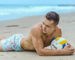 Hacks to look pumped at the beach