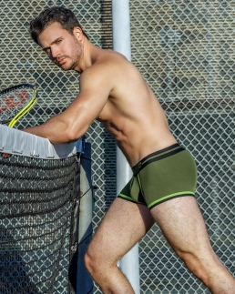 HUNK2 Men's Trunks